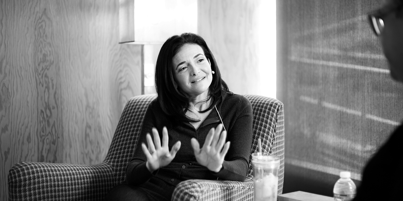 Sheryl Sandberg Interview Masters of Scale podcast Red Hoffman